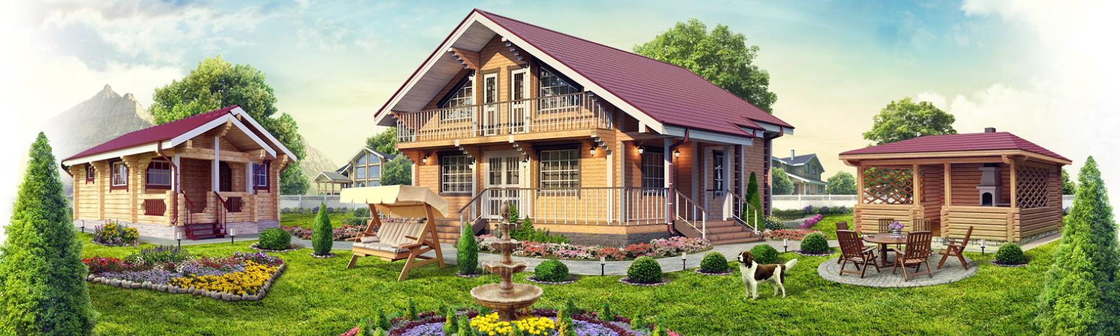 Строительство домов под ключ проекты цены Нижний Новгород