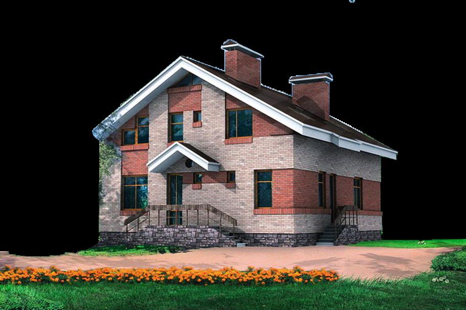 проект дома DNV122
