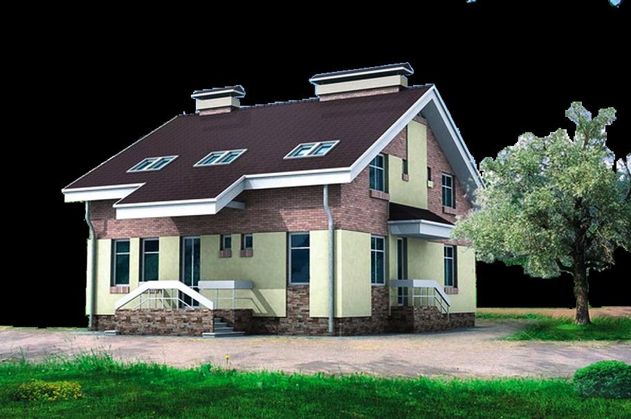 проект дома DNV121