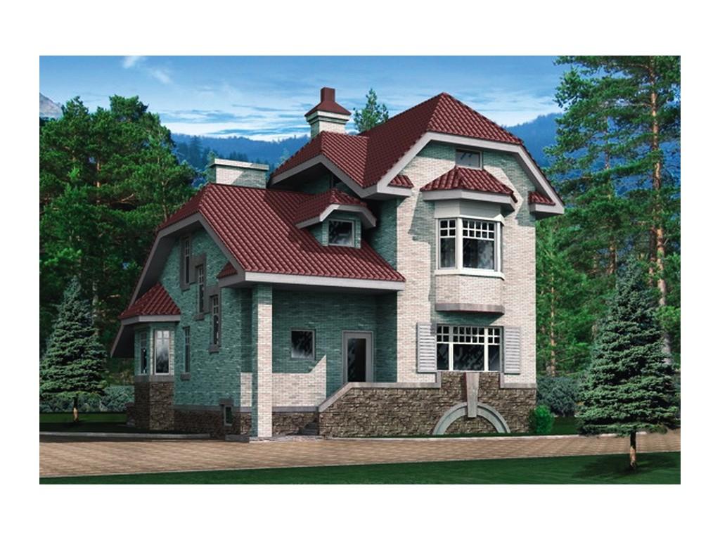 проект дома DNV119