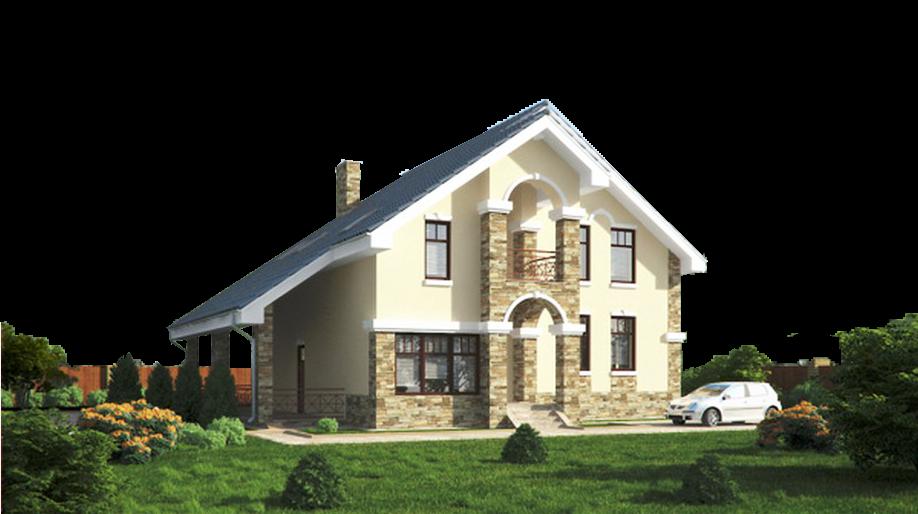 проект дома DNV104