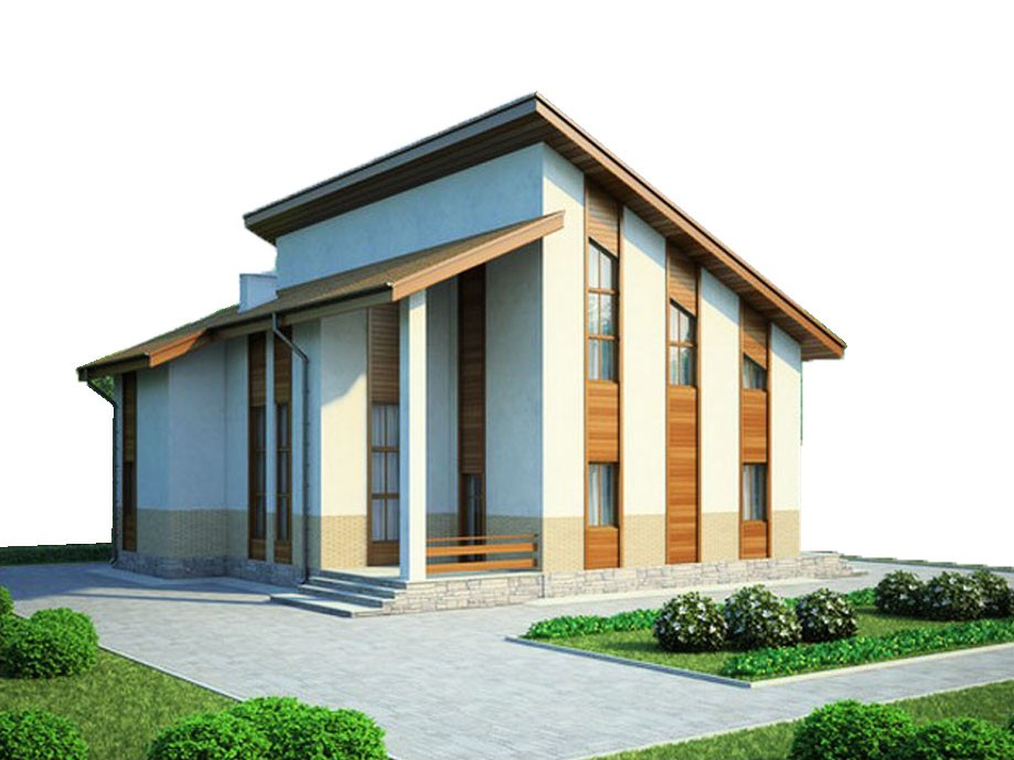 проект дома DNV083