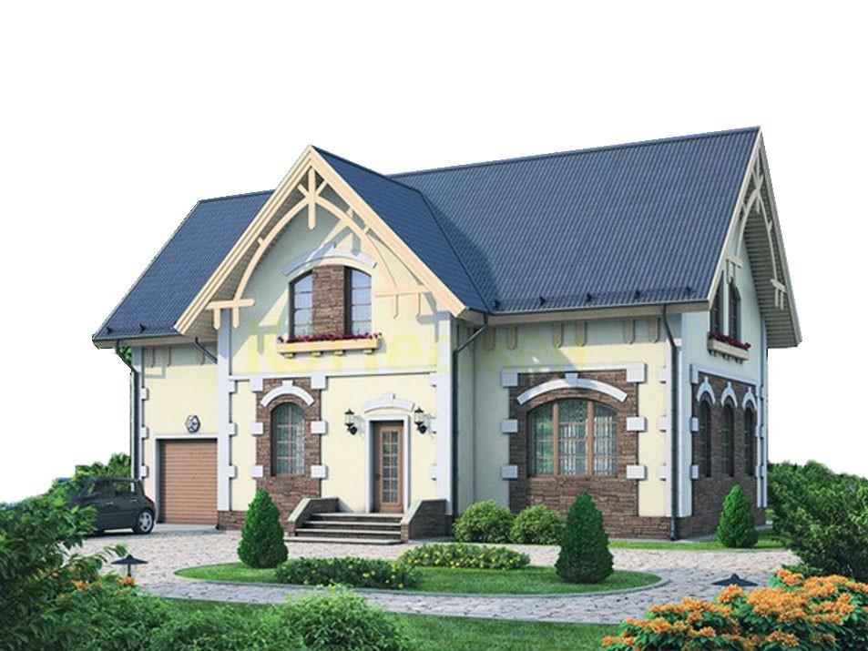 проект дома DNV082