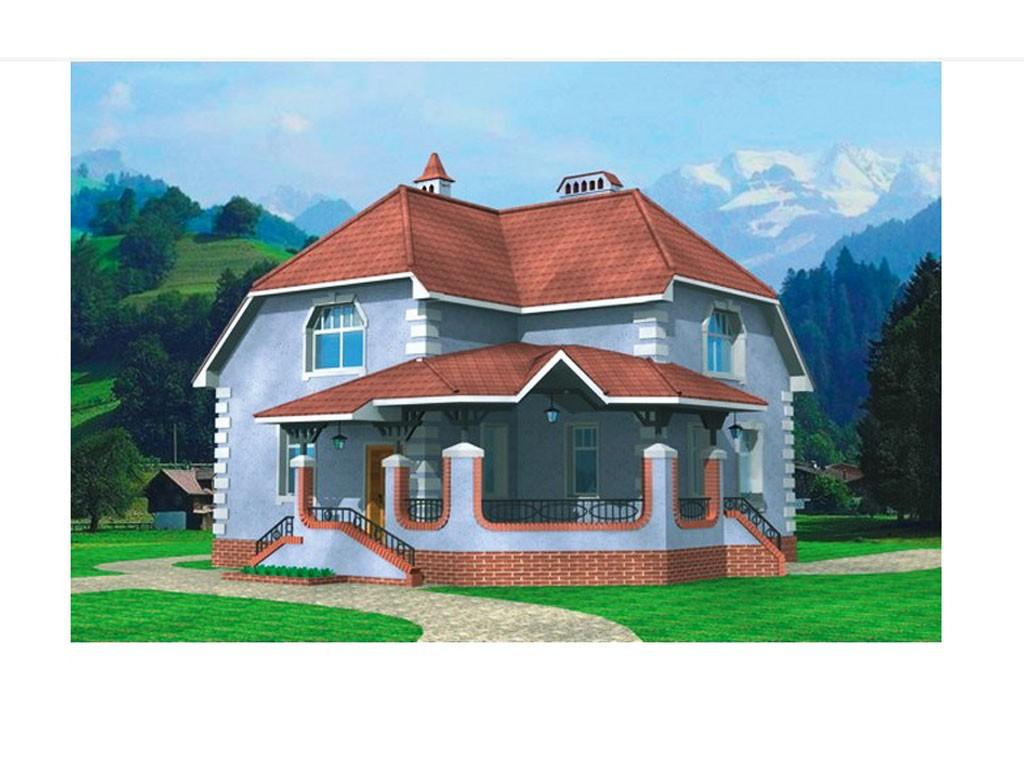 проект дома DNV077