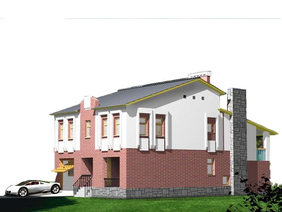 проект дома DNV076