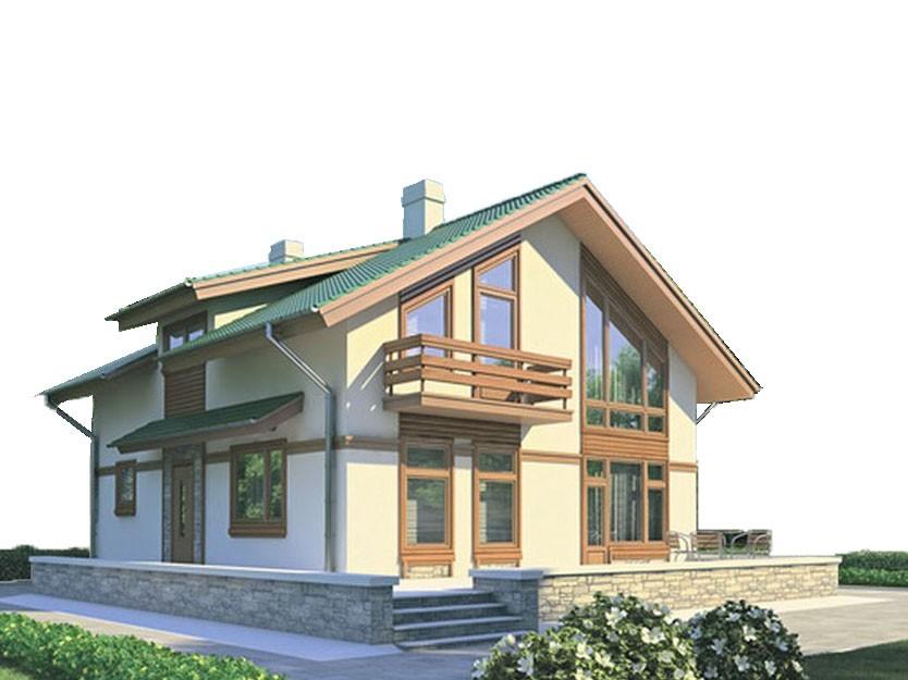 проект дома DNV074
