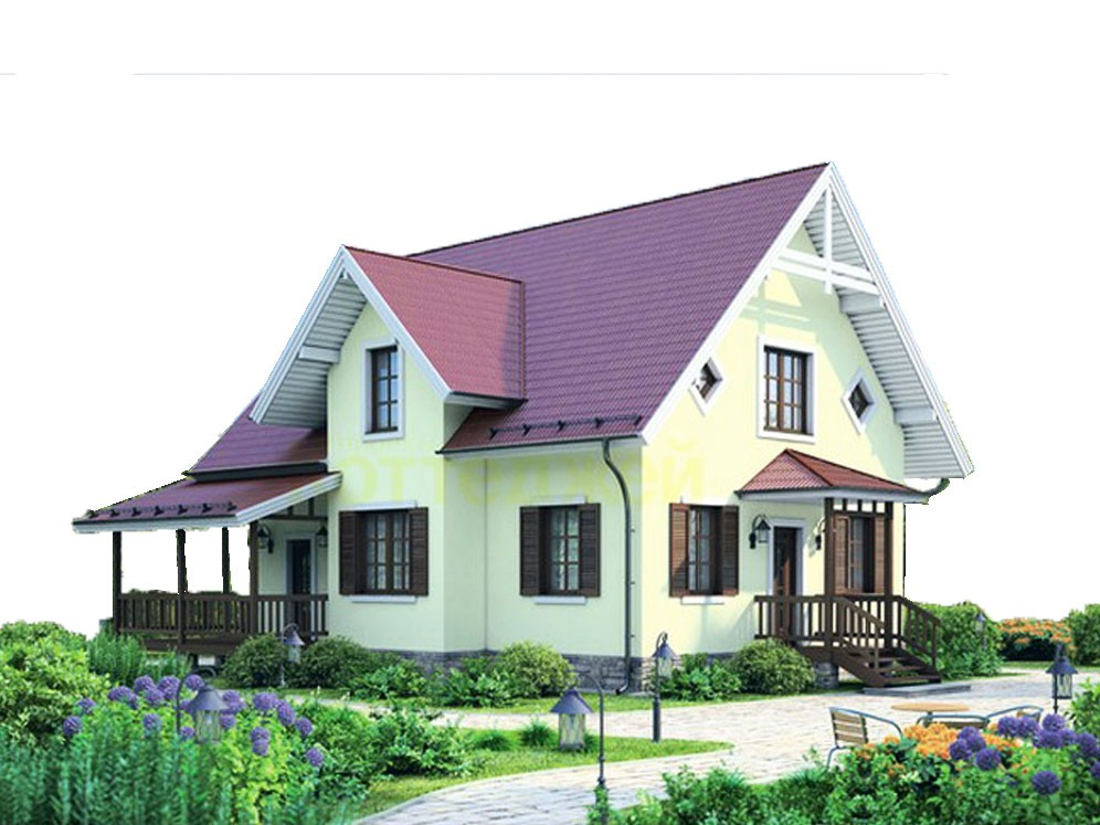 проект дома DNV073