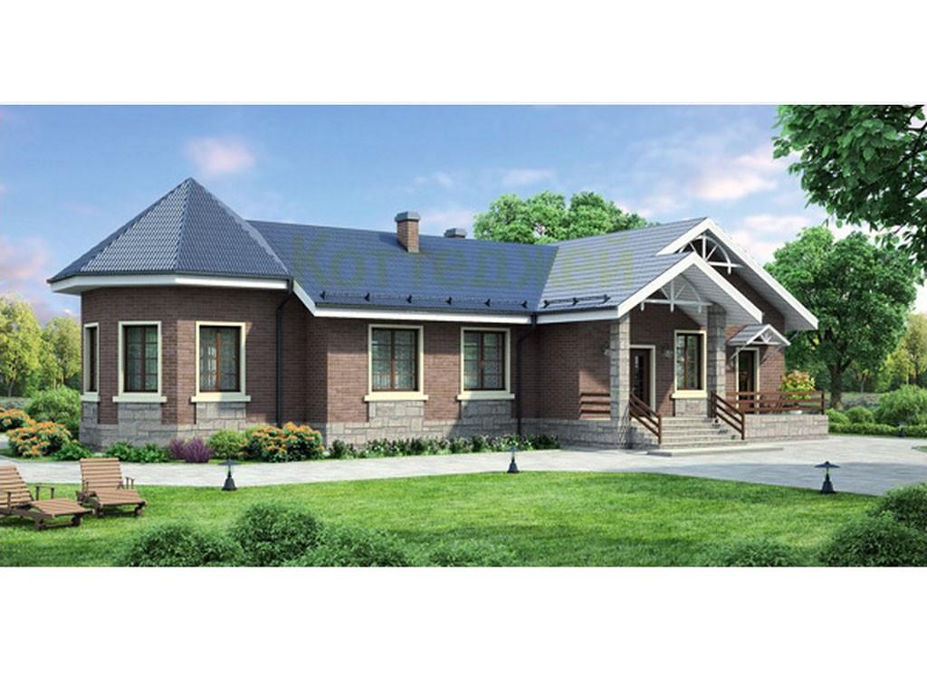 проект дома DNV072