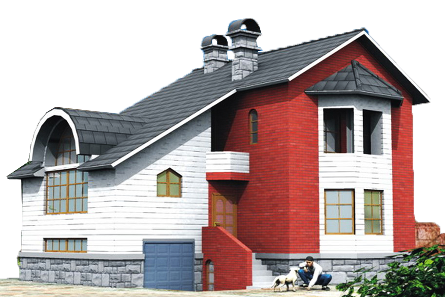 проект дома DNV054