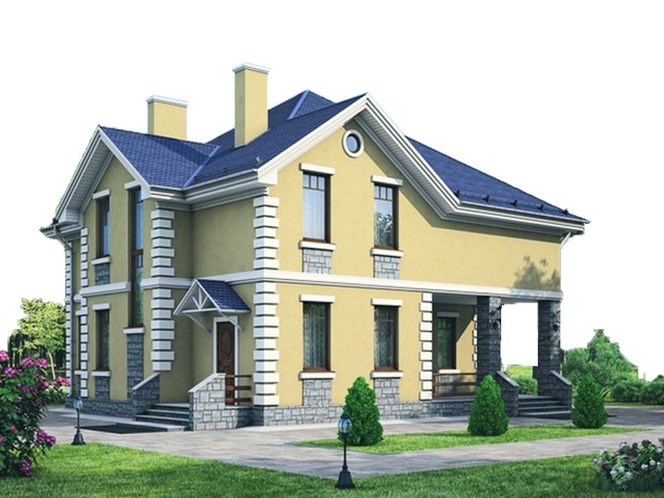 проект дома DNV023