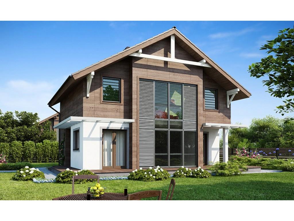 проект дома DNV008