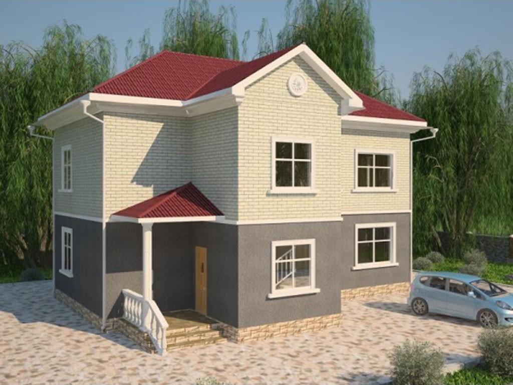 проект дома DNV004
